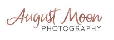 August Moon Photography logo